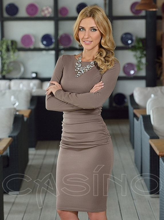 магазин казино платья
